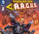 Forever Evil: A.R.G.U.S. Vol 1 1