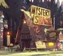 Bosque de Gravity Falls