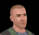 Sims who died from a time anomaly