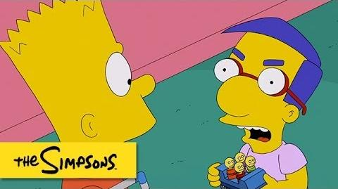 "Milhouse's Turn from ""YOLO"" THE SIMPSONS ANIMATION ON FOX"