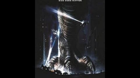 """Misunderstood Movies."" Episode 1. ""GODZILLA (1998)."""