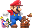 Super Mario Crapaxy 2