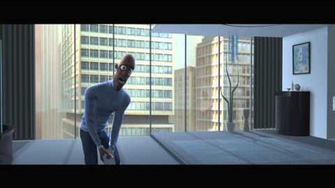 """The Incredibles on Blu-ray """"Wheres My Super Suit"""" - Clip"""