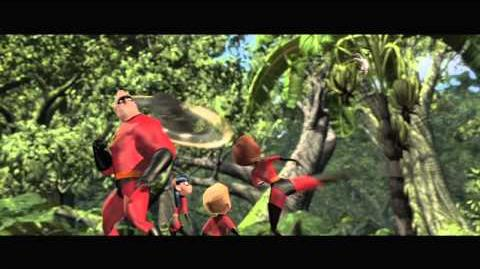 """The Incredibles on Blu-ray """"Battle Time is Family Time"""" - Clip"""
