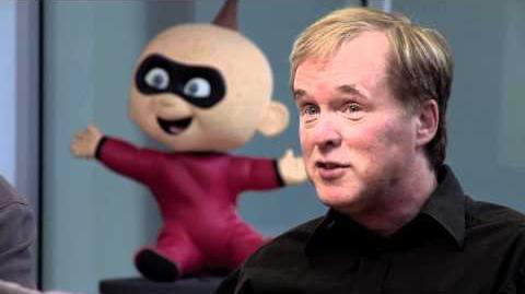 The Incredibles on Blu-ray Kinda Looks Like You - Bonus