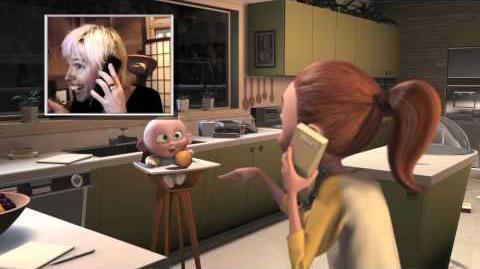 The Incredibles on Blu-ray Jack-Jack Attack - Bonus