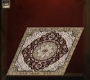 精緻繡花地毯