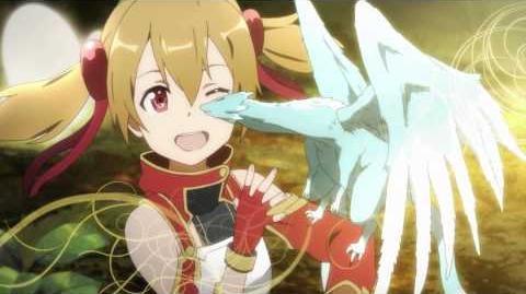 Qunow/Sword Art Online fone beta test