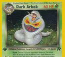 Dark Arbok (Team Rocket 2 TCG)