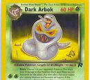 Dark Arbok (Team Rocket 19 TCG)
