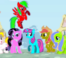 My Little Pony: Rivalry is Magic