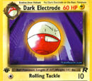 Dark Electrode (Team Rocket TCG)