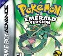 Pokémon Emerald Version