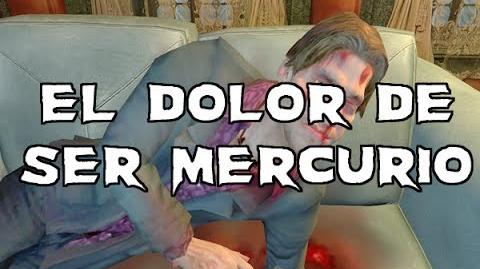 Vampire the Masquerade Bloodlines - El dolor de ser Mercurio The Pain of Being Mercurio