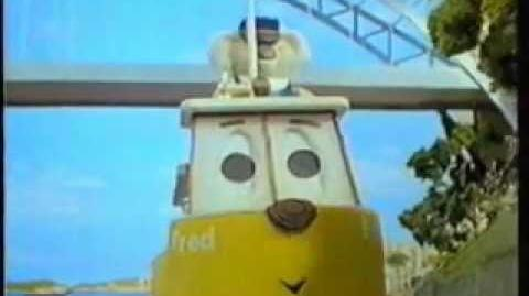 Ferry Boat Fred - The Love Boat Intro