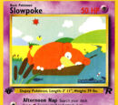 Slowpoke (Team Rocket TCG)