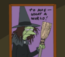 Moe's Grandmother