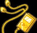 Gold MP3000