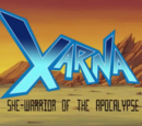 Xarna: She-Warrior of the Apocalypse