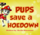 Pups Save a Hoedown's Pages