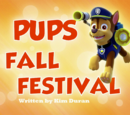 Pups Fall Festival's Pages
