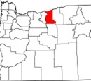 Gilliam County, Oregon