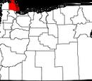 Columbia County, Oregon