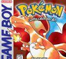 Pokemon Dark Red Version