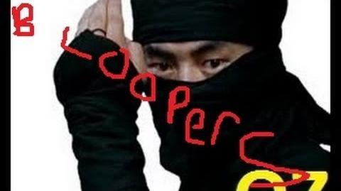 Ninja of Oz BLOOPERS