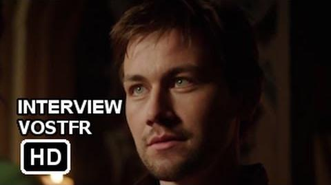 Reign S01 - Torrance Coombs Interview VOSTFR (HD)
