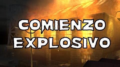 Vampire the Masquerade Bloodlines - Comienzo explosivo Explosive Beginning