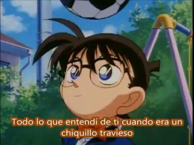 1º Opening de Detective Conan en galego Sub. español-0