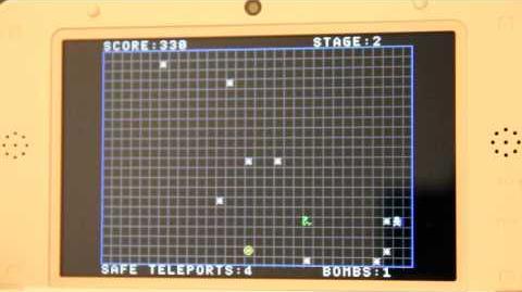 Anaconda Attack - for Petit Computer DSi 3DS