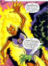Frankie Raye (Earth-200782) from Marvel Adventures Fantastic Four Vol 1 25 0001.png