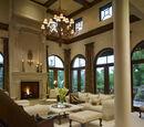 Knight Mansions/Lake Manor/Living Room