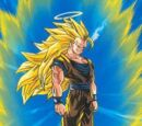 Goku Super Saiyajin 3 vs Super Boo