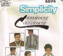 Simplicity 6694 A
