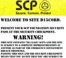 Site D15C0RD