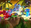 Dragón Hierro Rojo/nuevas remodelaciones