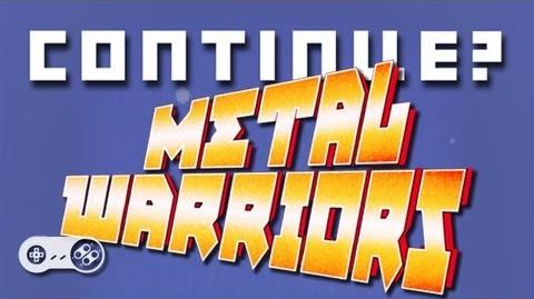 Metal Warriors (SNES)