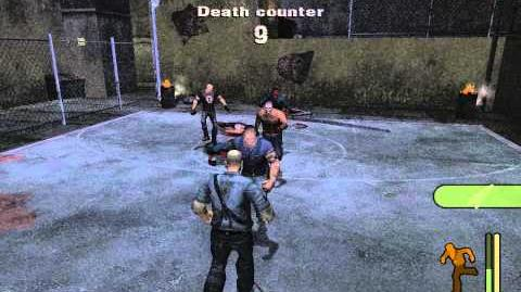Manhunt PC Brawl Game First Attempt
