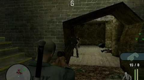 Manhunt pc Bonus Scene Hard As Nails