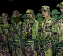 United States Army Special Forces (Earth-616)/Gallery