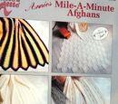 Annie's Attic 234K Mile-A-Minute Afghans