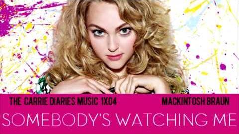 Carrie Diaries 1x04 Somebody's Watching Me - Mackintosh Braun