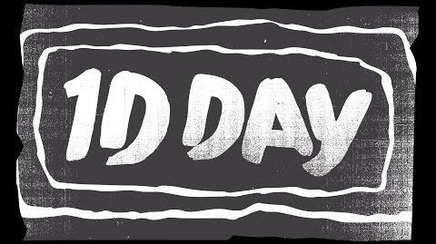 1DDay Saturday Nov 23rd 2013