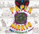 Paper Mario: The Mechanism Mirror/Plot