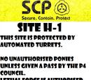 Site H-1
