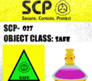 SCP-027