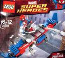 30302 Глайдер Человека-паука